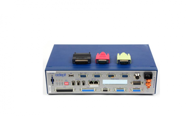OMRON SmartController EX High-performance robot motion controller capable of high-speed processing