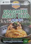 Master Pasto Spaghetti Aglio Olio with Chicken 250g Korean Food