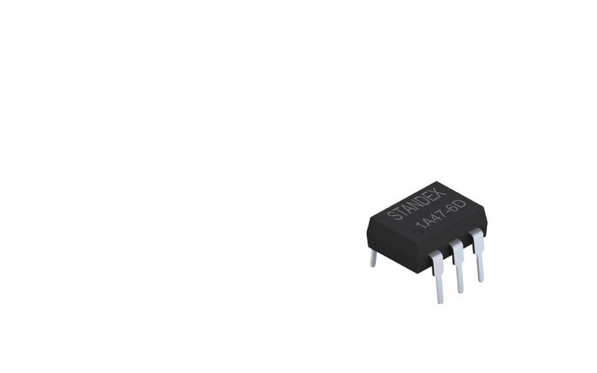 Standex SMP-1A47-6ST Photo-MOSFET Relay