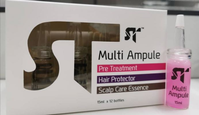 ST AMPOULE PRE TREATMENT 12 X 15ML