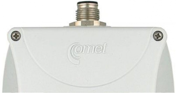 COMET TxxxL Transmitter version with watertight male connector