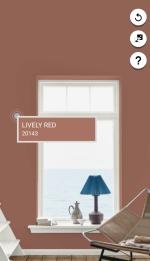 JOTUN Majestic True Beauty Sheen - 20143 LIVELY RED