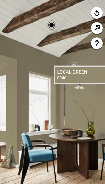 JOTUN Majestic True Beauty Sheen - 8546 LOCAL GREEN