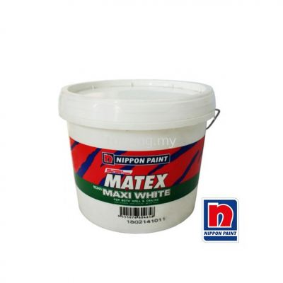 Nippon Paint Super Matex Maxi White 15245 7L