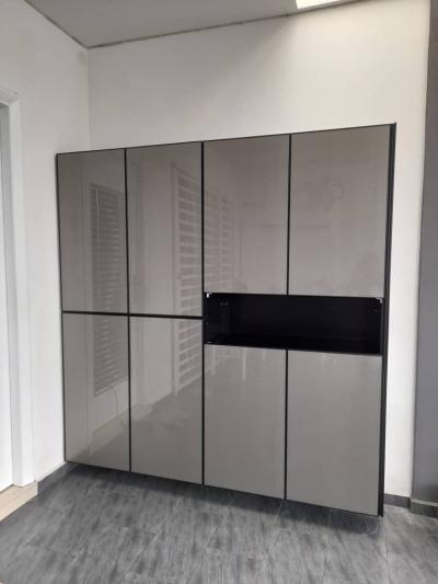 Rawang Aluminium Kitchen Cabinet