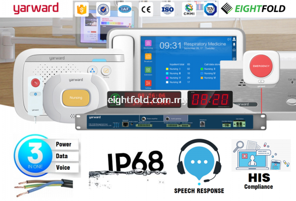 YHE-916S Intelligent Healthcare Communication System