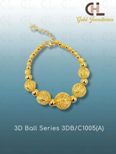 3D Ball Series 3DB/C1005(A)