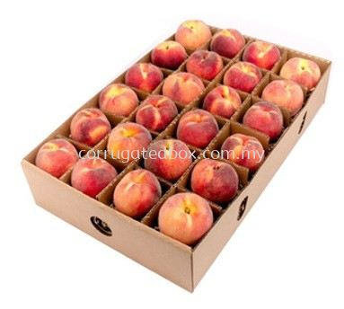 Paper Tray for Peach