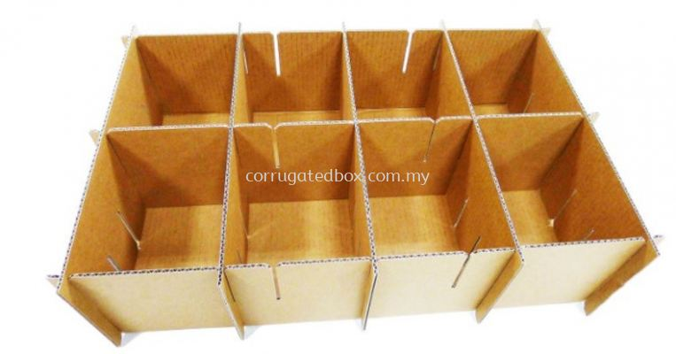Paper Tray With Divider