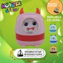 Monster Stamp Pink