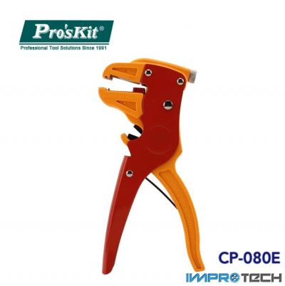 PRO'SKIT [CP-080E] Wire Stripping Tool (Stripping Flexible Cable from 0.2~4mm)