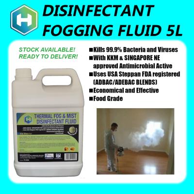 Disinfectant Fogging Fluid