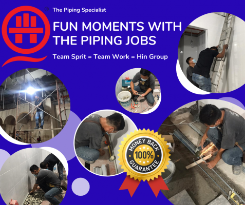 Hire The Best Plumbing Specialist- Installation PPR Piping In Malaysia