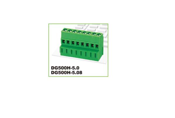 DEGSON DG500H-5.0/5.08 PCB UNIVERSAL SCREW TERMINAL BLOCK