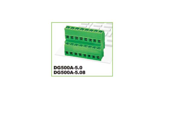 DEGSON DG500A-5.0/5.08 PCB UNIVERSAL SCREW TERMINAL BLOCK