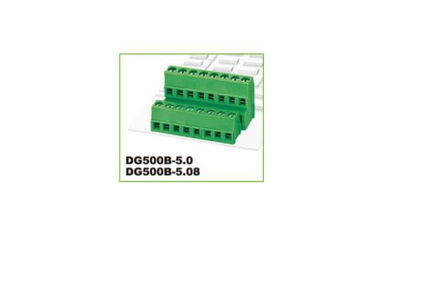 DEGSON DG500B-5.0/5.08 PCB UNIVERSAL SCREW TERMINAL BLOCK