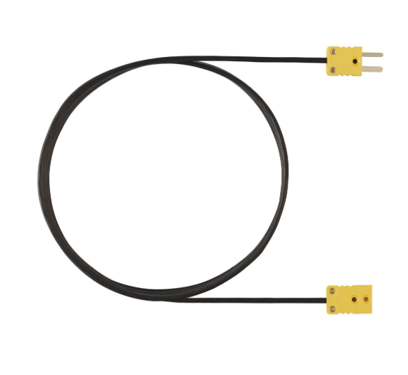 TESTO 0554 0592 Extension cable, 5m, for thermocouple probe Type K