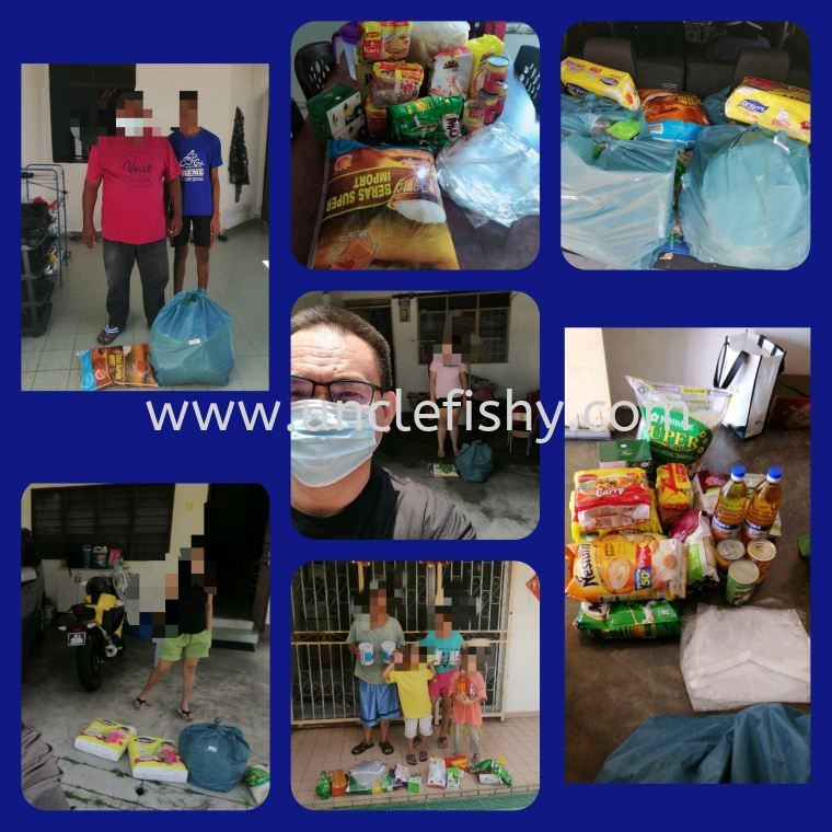 CARE FOR THE NEEDY FAMILIES