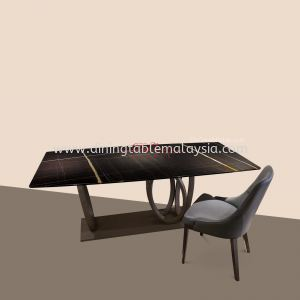 St Laurent   Tunisia   8 Seaters   Dining Table only   RM7,999