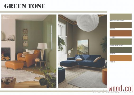 9 Modern Colour Palettes To Inspire You