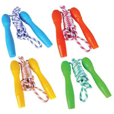 ITSP-071 MULTI-COLOUR SKIPPING ROPE (SET OF 40)