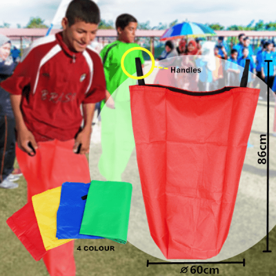 ITSP-173 SACK RACE JUMPING BAGS (SET OF 4)