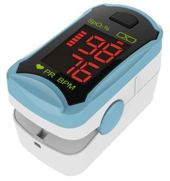 DaluMedical M300C19 Finger Tip Pulse Oxymeter with CE and FDA Approve