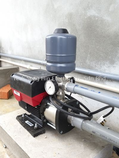 Grundfos CMBE 5-62 Variable Speed Inverter Water Booster Pump