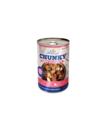 ALPS NATURAL CHUNKY 415G -BEEF