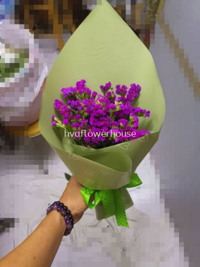 Small Statice Bouquet