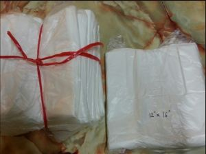 """12 x 16"""" Shopping Bag M.o.q 9,100 pcs"""