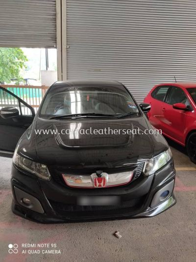 HONDA STREAM SEAT REPLACE SYNTHETIC LEATHER