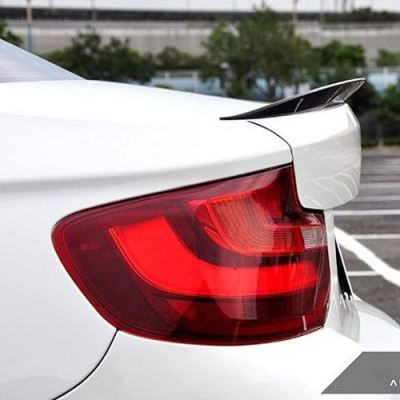 BMW F22'13 Rear Trunk Spoiler Performance Style ABS