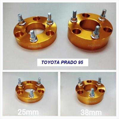 Strut Shock Alloy Top Spacer Toyota Prado 95