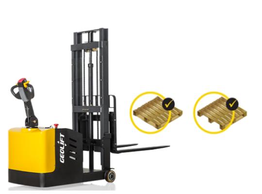 GEOLIFT Counter Balance Electric Stacker - Walkie CBES0730