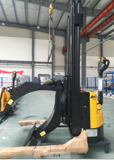 1.5 tons GEOLIFT Paper Roll Stacker - WS15SS-PC