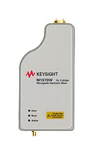KEYSIGHT M1970W Waveguide Harmonic Mixers (Smart Mixer), 75 to 110 GHz