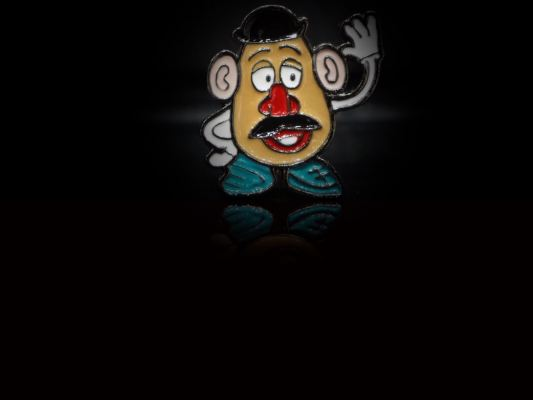 BR-Mr Potato Head
