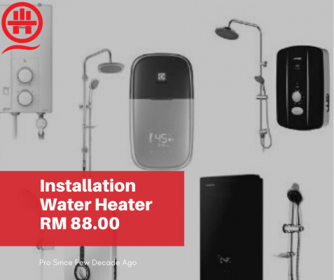 Book Now- Water Heater Installation To You Now.