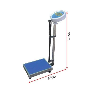 Digital Weight & Height Scale