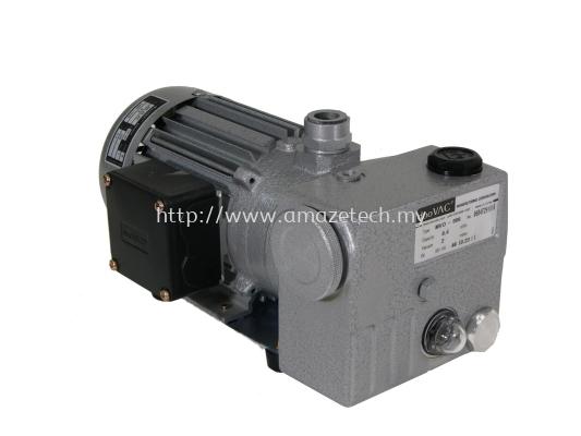 AES D-OS-006 Oil Rotary Vane Vacuum Pump / Lubricated Rotary Vane Vacuum Pump