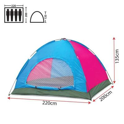 Four Person Tents