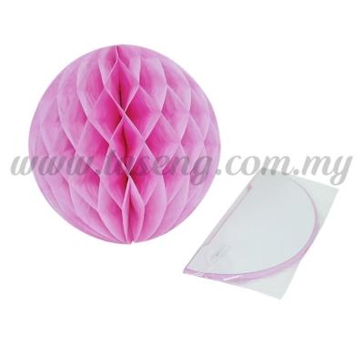 25cm Honeycomb Ball Baby Pink (PD-HC25-08)