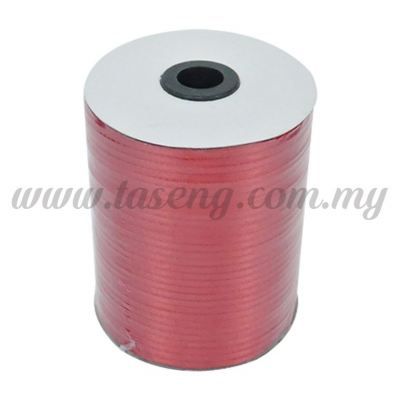 0.3cm Satin Ribbon2 Red (RB2-RED)