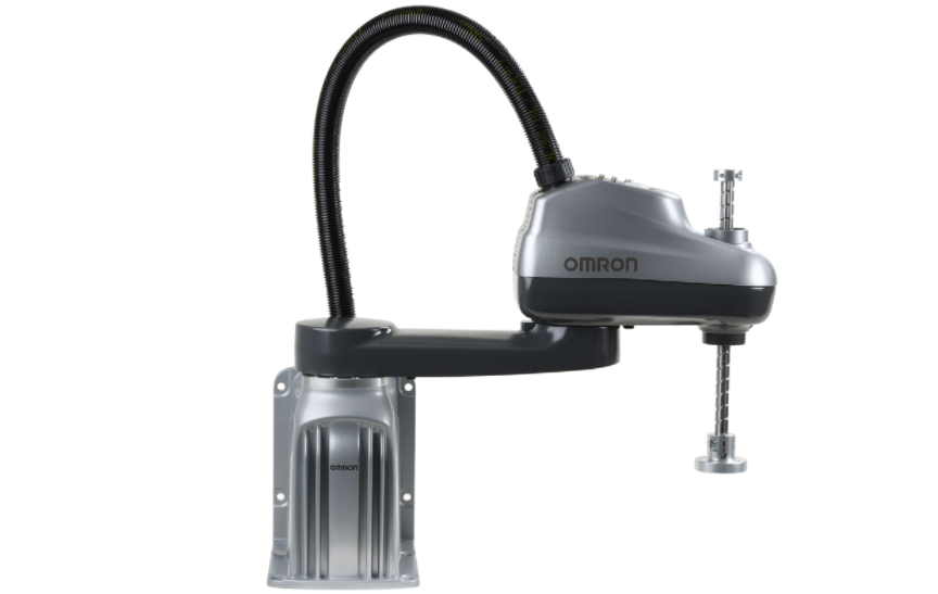 OMRON i4L New i4L robot for precision machining, assembly, and material handling