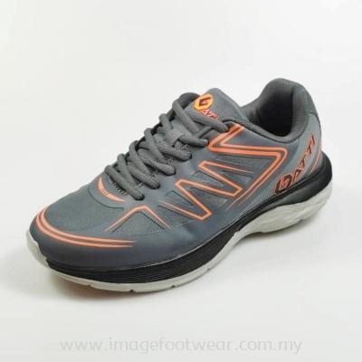 GATTI Men Sport -GS-205120-11- GREY/ORANGE Colour