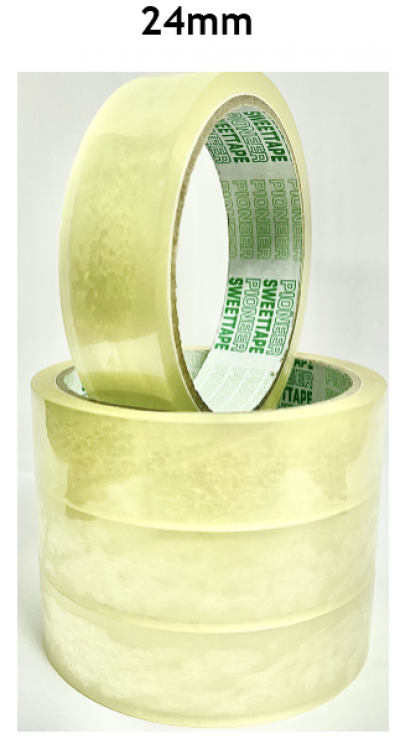 Opp Tape Sweetape Clear 24mm x 40y Packaging tape/Packaging Products