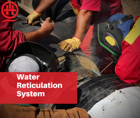 Book Now- Water Reticulation Piping Breakdown In Malaysia.