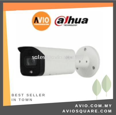 Dahua HFW5541T-AS-PV 5MP 5 Megapixel WDR IR BullMet Wizind AI IP Network Camera starlight speaker De