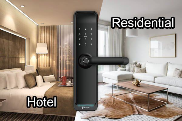 Digital Lock for Residences and Hotel
